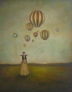 DUY  HUYNH - Her Own Little World