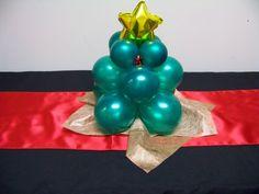Cute little Christmas tree table centrepiece. #christmas #centrepiece #holiday #fun #cute www.astylishcelebration.com.au