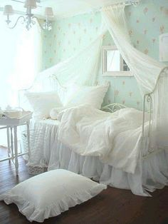 I Heart Shabby Chic: Perfect Shabby Chic Vintage Bedrooms