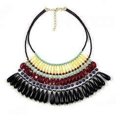 Ethnic Necklace by Angy