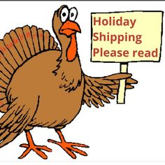 ❤️Holiday Shipping:  Monday November 28.❤️ ❤️Holiday Shipping:  Everything purchased Nov. 23-27, will be shipped on Monday November 28.❤️ Other