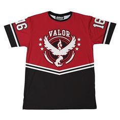 Beloved Shirts presents the Valor Jersey Women's Tee