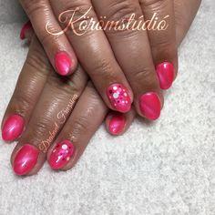 #tigereye #cateye #nails #nail #műköröm #mukorom #műkörmös #géllakk #gellakk #gellac #nailart #naildesign