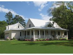 fabulous farmhouse with classic front porch to view addition