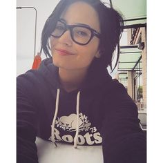 Pin for Later: These Makeup-Free Celebrity Selfies Will Inspire You to Bare It All Demi Lovato She's the queen of the no-makeup selfie, sharing at least one every week.