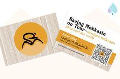 Visitenkarte-Logogestaltung-Racing-Mokkasin
