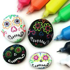 Sugar Skull Rock Craft