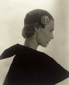 Lillian Marcuson by Horst P. Horst, 1950