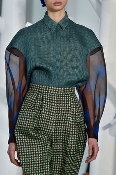 Delpozo details fall/winter 2015-16, New York fashion week!