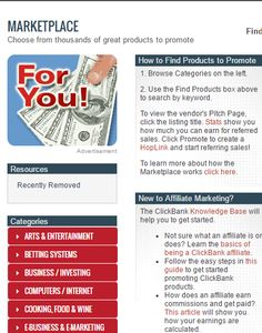 The secret to how to make money on Clickbank revealed. Growing Your Business, How To Make Money, Promotion, Learning, Life, Studying, Teaching, Onderwijs
