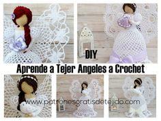 Patrones gratis de tejido Crochet y Dos Agujas