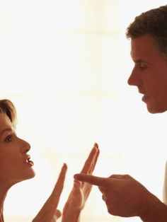 Relationship tips: Go ahead, fight-- but choose your words carefully. i have to learn that!