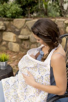 breastfeeding cover - Bebe au Lait Premium Muslin Nursing Cover Sorrento      Learn more 04b34e91321f