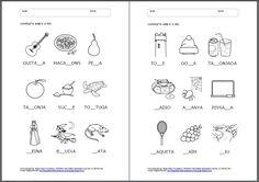 actividades para completar con la letra r - Buscar con Google