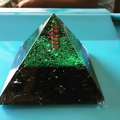#orgonite #pyramid #healingpyramids #metaphysical #ankurgems
