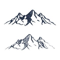 Find Mountains Set Hand Drawn Rocky Peaks stock images in HD and millions of other royalty-free stock photos, illustrations and vectors in the Shutterstock collection. Thousands of new, high-quality pictures added every day. Free Vector Graphics, Free Vector Art, Tatouage Rocky, Moutain Tattoos, Left Arm Tattoos, Mountain Drawing, Mountain Illustration, Landscape Drawings, Nature Tattoos