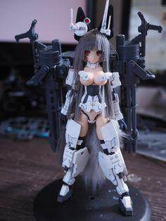 Embedded 3d Figures, Action Figures, Gundam Toys, Frame Arms Girl, Robot Girl, Zbrush, Anime Dolls, Gundam Model, Figure Model