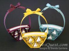 Qbee's Quest: Hershey's Easter Basket UPDATED plus VIDEO
