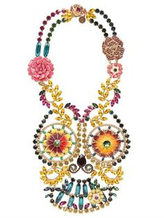 Frida Necklace <>  @kimludcom