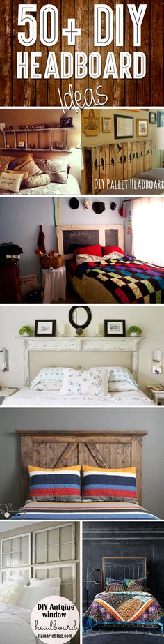 50++Outstanding+DIY+Headboard+Ideas+To+Spice+Up+Your+Bedroom!