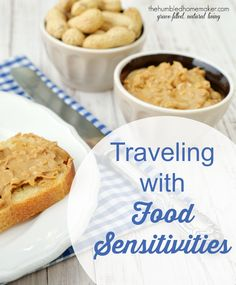 Traveling with food sensitivities can be a challenge, but, most of the time, it's not impossible! Absolutely love these tips!