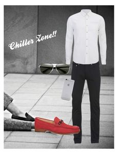 Chiller Zone by deveeka on Polyvore featuring polyvore Scotch & Soda Paul Smith Tod's ZeroUV Native Union men's fashion menswear clothing