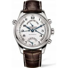Montre Homme Longines Master Collection L27154783 - Chic Time