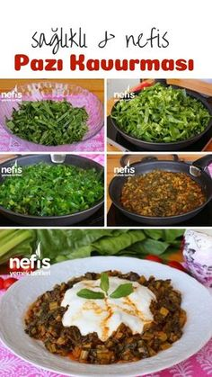 Turkish Recipes, No Cook Meals, Food And Drink, Cooking, Garden, Crafts, Diy, Kitchen, Cuisine