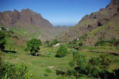 #Trek Santo Antao - La Balaguère #CapVert Cap Vert, Le Cap, Images, Mountains, Cape, Travel, Google, Saints, Archipelago
