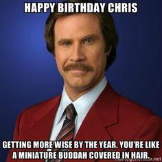 Birthday :)