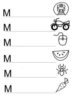 Pro Šíšu: Pracovní listy ČTEME PÍŠEME Baby List, Alphabet Activities, Kids And Parenting, Kindergarten, Education, School, Milan, Kindergartens, Onderwijs