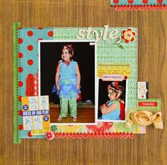Project Ideas for Crate Paper - Emma's Shoppe Collection - Cardstock Stickers - Alphabet and Labels
