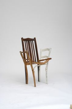 Provocative is the inherent mode of Upcycling, My favorite Martino Gamper Chairs - Upcyclista