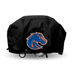 Boise State Broncos Economy Barbecue/BBQ Grill Cover
