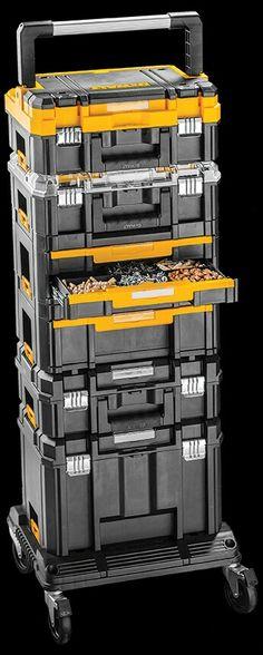 Dewalt Tstak Tool Organizer System