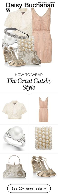 """""""The Great Gatsby"""" by wearwhatyouwatch on Polyvore"""