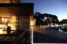 WESTMERE HOUSE by Ponting Fitzgerald Architects