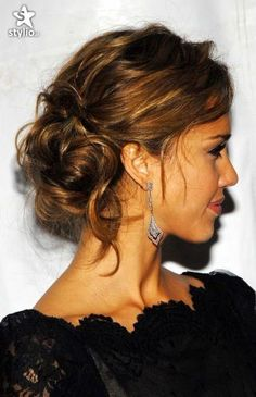 13 Best Fryzura Koktajlowa Images Hairdos Wedding Hair Styles Braid