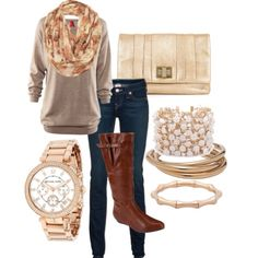 Very chic and casual