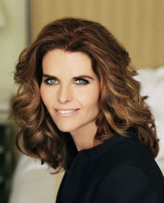 Maria Shriver - (b 11/061955) Chicago, Illinois, grew up in Bethesda, MD
