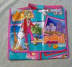 Mattel Polly Pocket Hanging Storage Bag