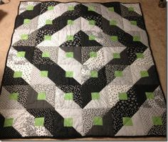 Paradigm Shift. I have a tutorial on Pinterest on how to make the individual blocks.