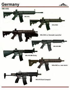Germany: HK 416
