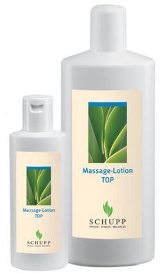 10 Schupp Top λοσιόν μασάζ με Aloe Vera & Βιταμίνη E 0,2lt 200ml