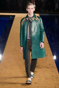 Prada Spring / Summer 2015 men's