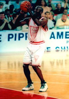 At The Charity Stripe, '94.