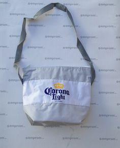 Hielera 6 Beach Bag con zipper.