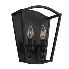 Buy the Feiss Antique Forged Iron Direct. Shop for the Feiss Antique Forged Iron Yarmouth 2 Light ADA Compliant Bathroom Sconce and save. Bathroom Sconces, Bath Fixtures, Wall Sconces, Light Fixtures, Outdoor Wall Lighting, Wall Sconce Lighting, Candle Sconces, Bath Light, Steel Wall