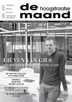 April 2014 - De Hoogstraatse Maand - http://www.demaand.be