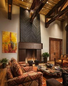 8 Stupendous Useful Tips: Rustic Home Living Room rustic living room with fireplace.Rustic Dining Table rustic living room with fireplace. Bedroom Walls, Home Decor Bedroom, Room Decor, Bedroom Rustic, Wall Decor, Rustic Contemporary, Modern Rustic, Rustic Wood, Rustic Cafe
